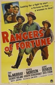 Affiche de Film Rangers of Fortune