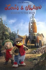 Louis & Luca: Mission to the Moon (2018) 720p WEB-DL 650MB Ganool