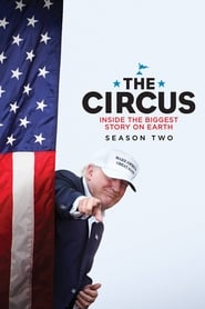 Streaming The Circus: Inside the Greatest Political Show on  poster