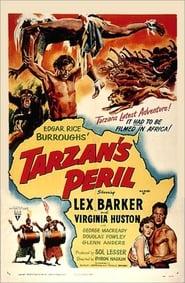 Affiche de Film Tarzan's Peril