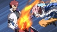 Fairy Tail Season 2 Episode 13 : Super Aerial Battle! Natsu vs. Cobra