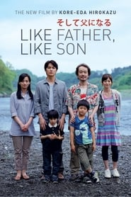 Like Father, Like Son se film streaming
