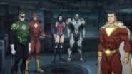 Captura de La Liga de la Justicia: El trono de Atlantis