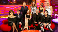 Paul Hollywood, Dame Joan Collins, Lily James, Richard Madden, DNCE