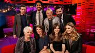 The Graham Norton Show Season 16 Episode 16 : Dame Judi Dench, Dev Patel, Sharon Horgan, Rob Delaney, Jack O'Connell, First Aid Kit