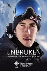 Watch Unbroken: The Snowboard Life of Mark McMorris (2018)