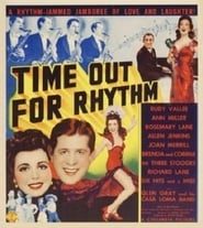poster do Time Out for Rhythm