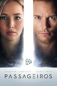 Пассажиры movie poster