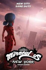 Poster Miraculous World: New York, United HeroeZ 2020