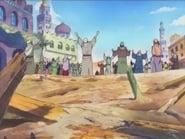 ¡La promesa de un hombre! Luffy y la promesa de la ballena de volverse a encontrar