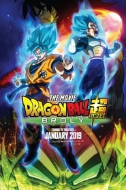 Dragon Ball Super: Broly 2018 movie poster