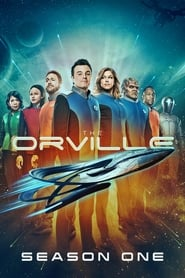The Orville staffel 1 deutsch stream poster