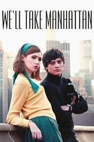 Karen Gillan cartel We'll Take Manhattan