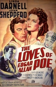 Photo de The Loves of Edgar Allan Poe affiche