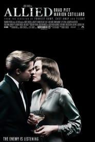 Locandina del film Allied - Un'ombra nascosta