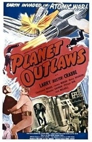 Plakat Planet Outlaws