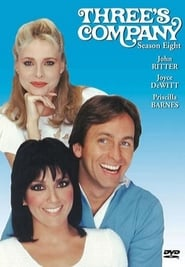 Streaming Three's Company poster
