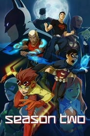 Young Justice streaming vf poster