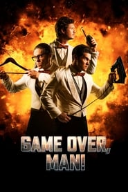 Game Over, Man! Película Completa HD 720p [MEGA] [LATINO] 2018