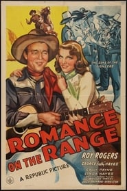Affiche de Film Romance on the Range