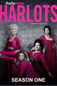Streaming Harlots poster