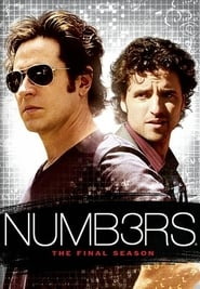 Numb3rs streaming vf poster
