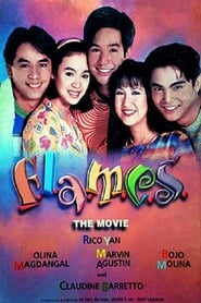 Flames The Movie Juliste