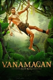 Tarzan The Heman (Vanamagan) 2018 Hindi 720p WEB-HD x264