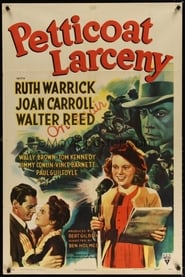 Petticoat Larceny film streaming