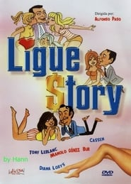 Ligue Story Film Plakat