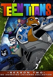 Teen Titans saison 2 streaming vf