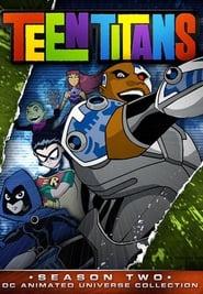 Teen Titans staffel 2 deutsch stream