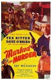 Photo de Marked for Murder affiche