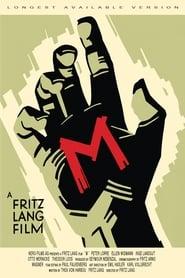 Locandina del film M - Il mostro di Düsseldorf