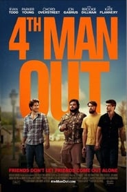 Affiche de Film Fourth Man Out