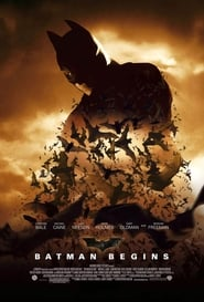 Poster of Batman Begins