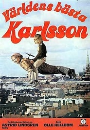 Karlsson on the Roof Poster