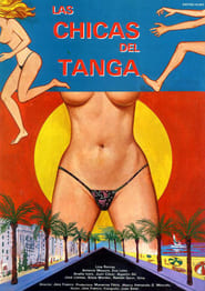 poster do Las chicas del tanga