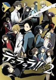 Durarara!! streaming vf poster