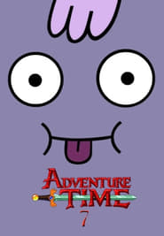 Streaming Adventure Time poster