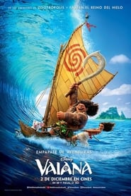 Vaiana movie poster