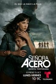 Señora Acero streaming vf poster