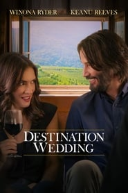 Destination Wedding (2018) 720p WEB-DL 650MB Ganool