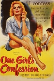 One Girl's Confession Film Kijken Gratis online