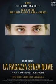 La ragazza senza nome (2017) Film poster