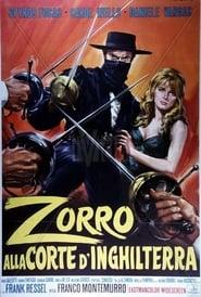El Zorro en la corte de inglaterra