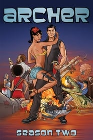 Archer - Danger Island Season 2