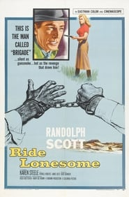Affiche de Film Ride Lonesome