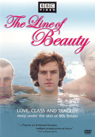 Dan Stevens online Poster The Line of Beauty