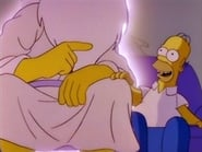 The Simpsons Season 4 Episode 3 : Homer the Heretic